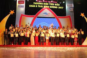 """Dương Minh logistics được vinh danh trong TOP doanh nghiệp nhận giải thưởng """"Thương hiệu tiêu biểu Hội nhập Châu Á – Thái Bình Dương"""