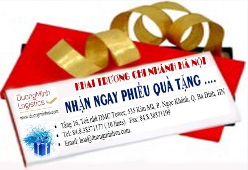 Khai Trương Chi Nhánh Văn Phòng Đại Diện Tại Hà Nội Tiêu đề Sản phẩm có sẵn