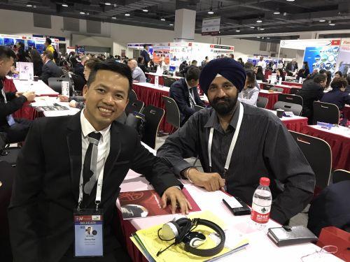 Góp mặt trong Hội nghị năm nay tại Thượng Hải, công ty Dương Minh Logistics chúng tôi hi vọng sẽ mở ra nhiều cơ hội hợp tác mới với các đại lý trên Thế Giới nhằ