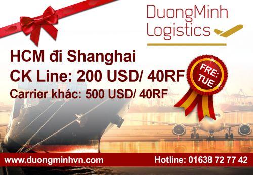 Dịch vụ hải quan và vận chuyển hàng bằng container lạnh (công-ten-nơ lạnh) giá rẻ